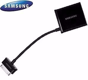 Adaptador Hdmi Samsung Galaxy Tab Original Hd Wifi Gb Usb 4g