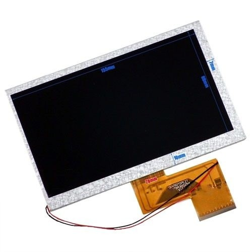 Tela Display Lcd Tablet Dl Voice Ev-c71 Bra C71 Novo Testado