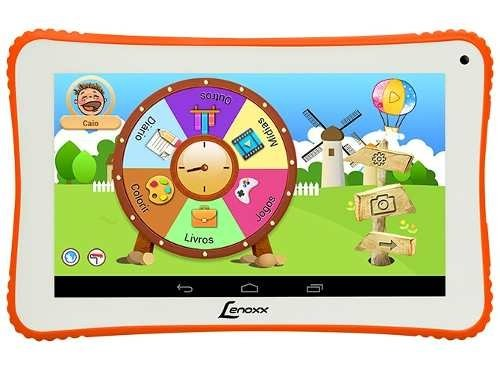 Tela Touch Tablet Lenoxx Tb5500 Tb 5500 Exclusivo Kids Novo - comprar online