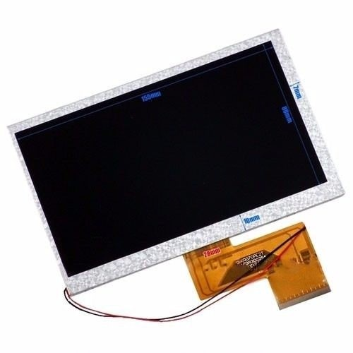Tela Display Lcd Tablet Dl Voice Ev-c71 Bra C71 Novo Testado - Uti do Celular Franca