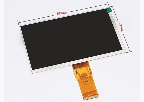 Lcd Display Tela Tablet Philco 7a-b111a4.0 7b 7a Novo Zero