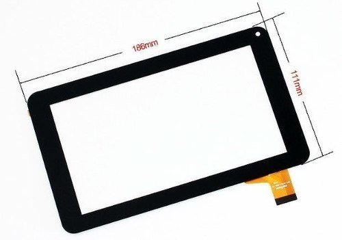 Imagem do Tela Touch Tablet Goldentec Gt Dcem62-ppb 18,6 X 11,2 Cm
