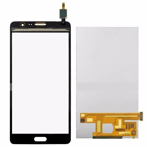 Kit Tela Touch + Display Lcd Samsung Galaxy On7 G6000 G600 - loja online