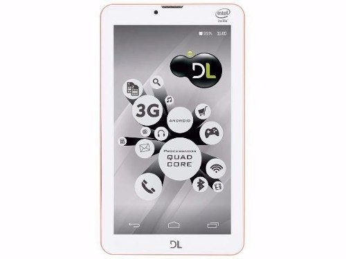 Tela Touch Tablet Dl Tecphone 610 Tx320sal Tx320 Tx 320 L546 - Uti do Celular Franca