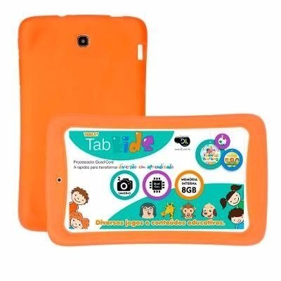 Tela Lcd Display Tablet Dl Tab Kids Tp264blj Tp264 Lcd:109 - comprar online