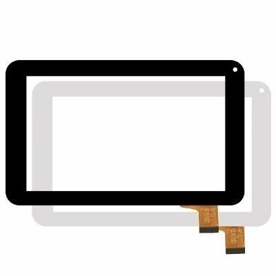 Tela Vidro Touch Screen Lcd Tablet Dl Lcd075 86vs Lcd 075 3m - comprar online