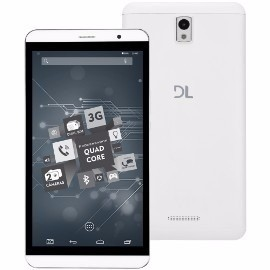 Tela Touch Screen Tablet Dl Tabphone 700 Tp304 Lcd123 Tp 304 - Uti do Celular Franca
