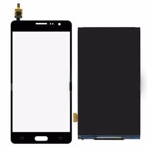 Kit Tela Touch + Display Lcd Samsung Galaxy On7 G6000 G600 - Uti do Celular Franca
