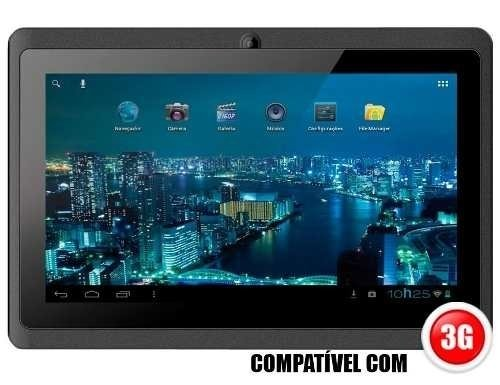 Tela Touch Tablet Phaser Kinno Ii 2   Pc 713 Produto Novo na internet