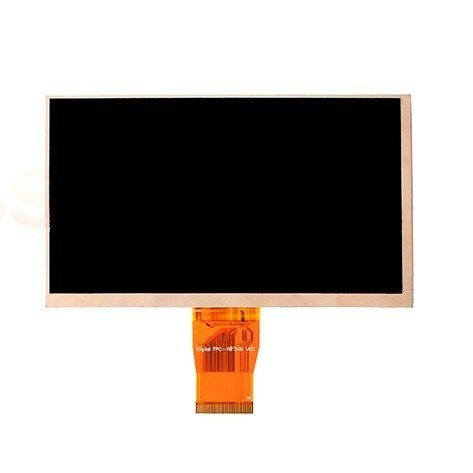 Kit Tela Touch + Display Lcd Tablet Genesis Gt 7325 Gt-7325 - Uti do Celular Franca