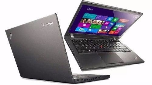 Lenovo Notebook  T440p, I5 4300M MEM 4GB HDD 500GB, W7PRO - Ecommerce - Safesystem