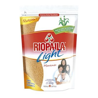 Azucar Morena Light 850 gr  COD 96437