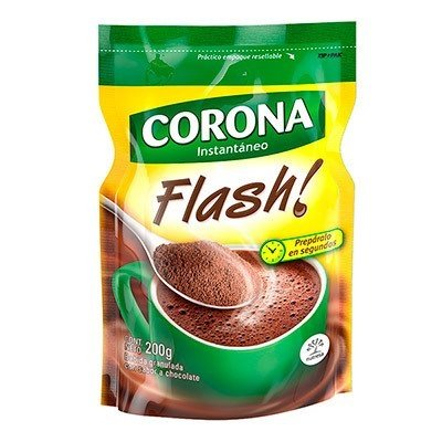 Chocolate Instantáneo Flash Doy Pack X 200 gr COD 96348