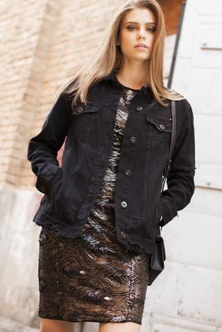 8a59d43e7 Jaqueta Jeans Feminina - SHOP COLCCI OFICIAL; Jaqueta Jeans Feminina ...