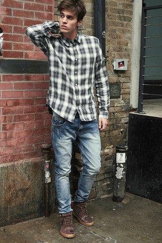 Camisa Xadrez Slim - Comprar em SHOP COLCCI OFICIAL 721211dee1efc
