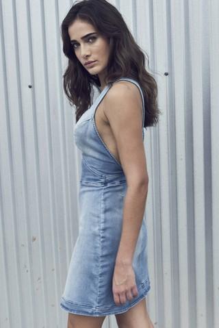 Vestido colcci jeans