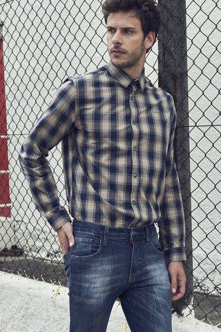 Camisa Xadrez Slim - SHOP COLCCI OFICIAL  Camisa Xadrez Slim ... 8560d145c7b45