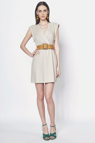 09b2d4a636 Vestido Curto Decote v - Comprar em SHOP COLCCI OFICIAL