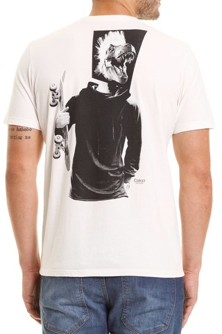 Camiseta Estampa Punk - SHOP COLCCI