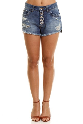 Short Jeans Puido - SHOP COLCCI