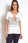T-shirt Best Body - SHOP COLCCI