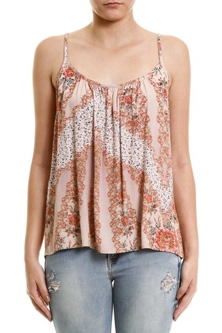 Blusa Estampa Flower na internet