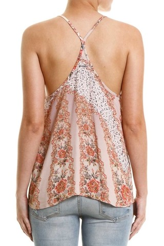 Blusa Estampa Flower - SHOP COLCCI