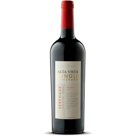 Alta Vista - Single Vineyard Serenade | Malbec 2011 - comprar online