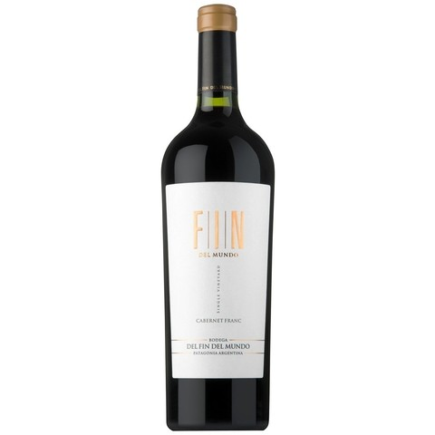 Del Fin del Mundo - FIN Single Vineyard | Cabernet Franc 2009