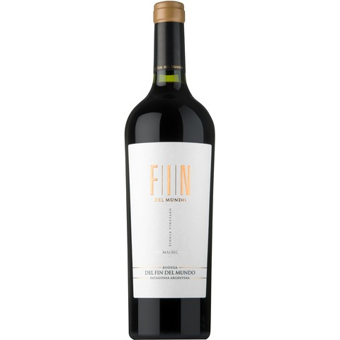 Del Fin del Mundo - FIN Single Vineyard | Malbec 2010 - comprar online
