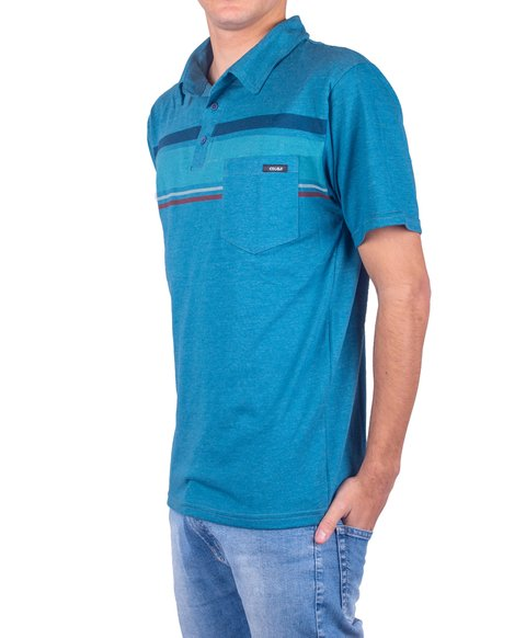 Polo Full Rayas vigore