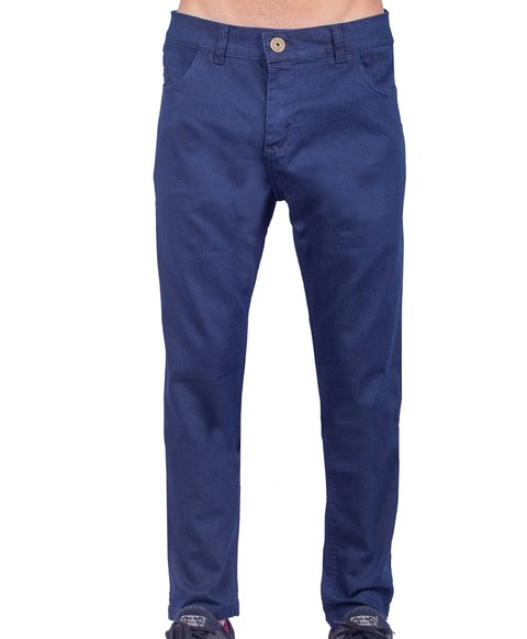 Pantalon denin regular