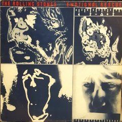 The Rolling Stones - Emotional Rescue - NM