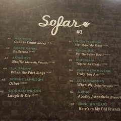 Sofar Sounds - Compilation #1 - LP Novo - comprar online