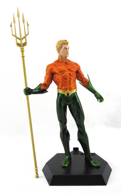 Aquaman na internet