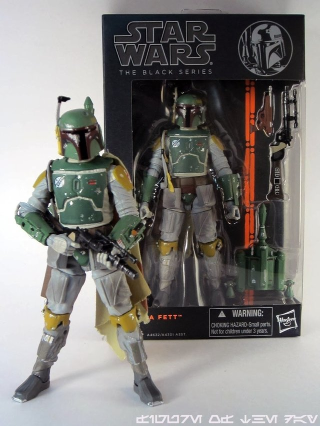 Boba Fett #06 (The Black Series) - comprar online