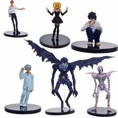 Death Note (Kit 6 Personagens)