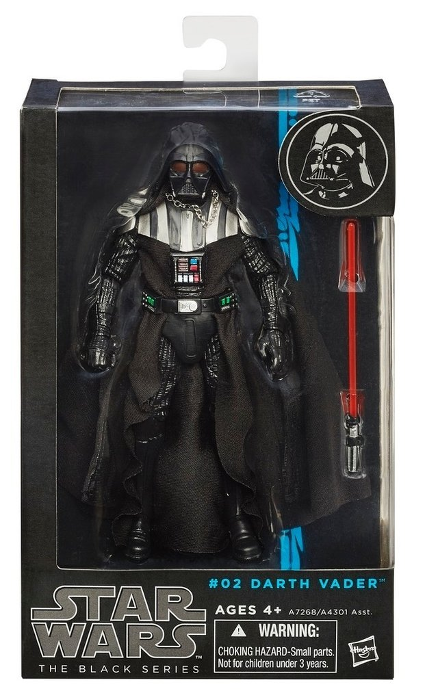 Darth Vader #02 (The Black Series) na internet