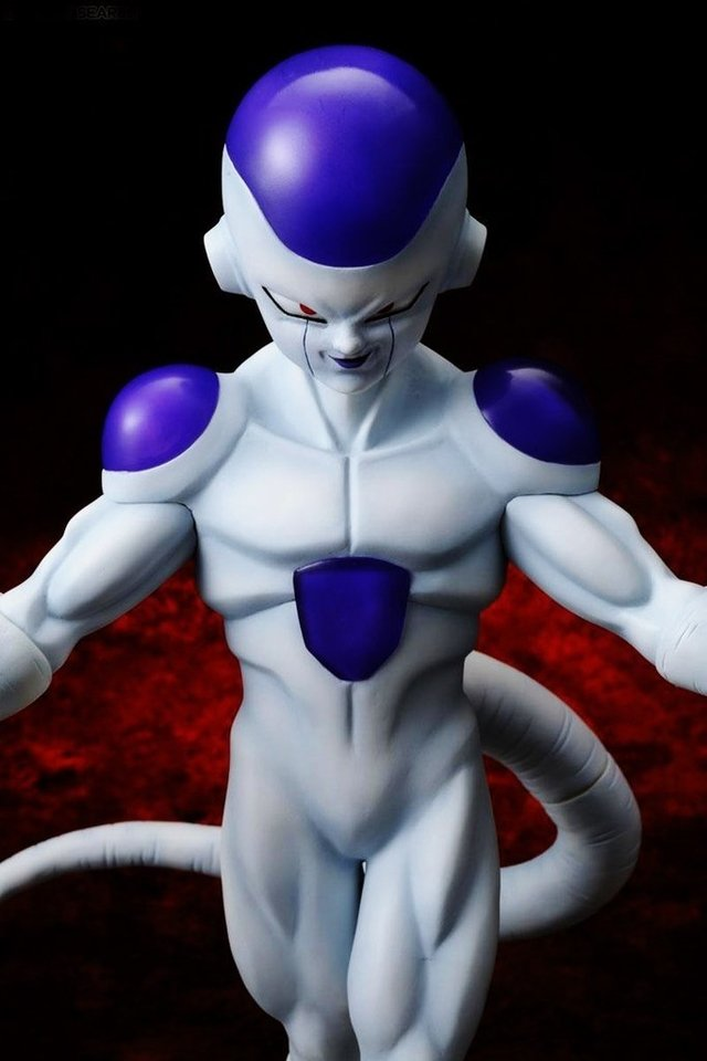 Freeza Forma Final na internet