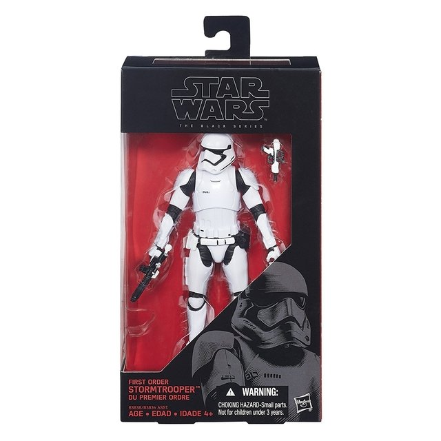 First Order Stormtrooper (The Black Series) na internet