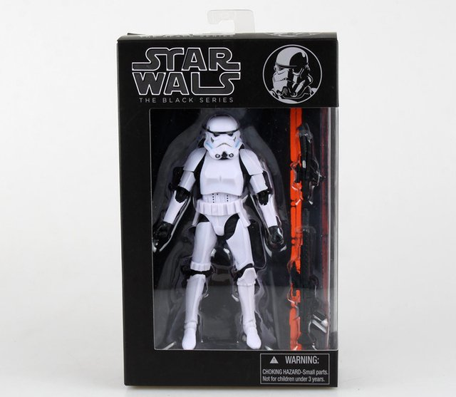 Stormtrooper #09 (The Black Series) na internet
