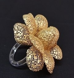 napkin-holder-for-wedding-camellia-gold