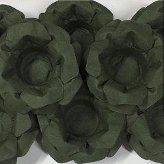 Fabric Flower for Wedding Sweets Carol (30 pieces) on internet