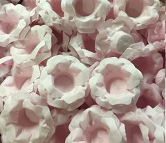 fabric-flower-wrappers-for-wedding-sweets-pink-carol