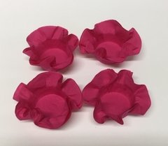 Kit of Wrappers for Wedding Sweets in Dark Pink (50 pieces) on internet
