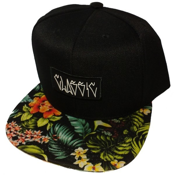 SNAP BACK CLASSIC ABA FLORAL