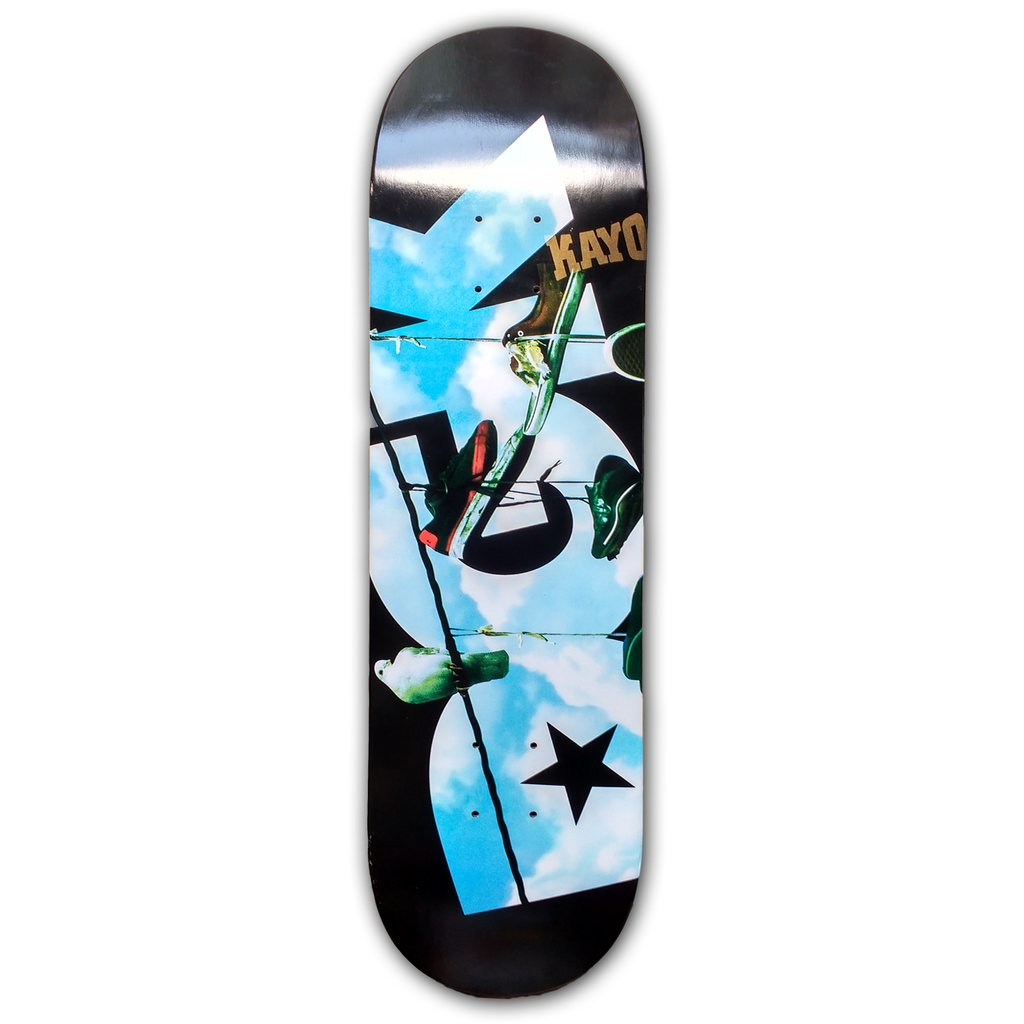SHAPE DGK 8.1 MAPLE IMPORTADO