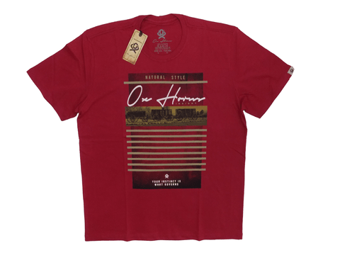 Camiseta G Ox Horns OX010