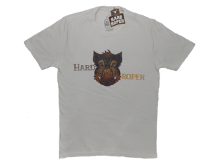 Camiseta Hard Roper HR004