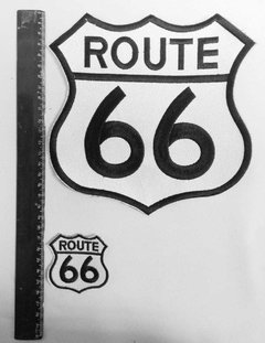 Kit bordados Route 66
